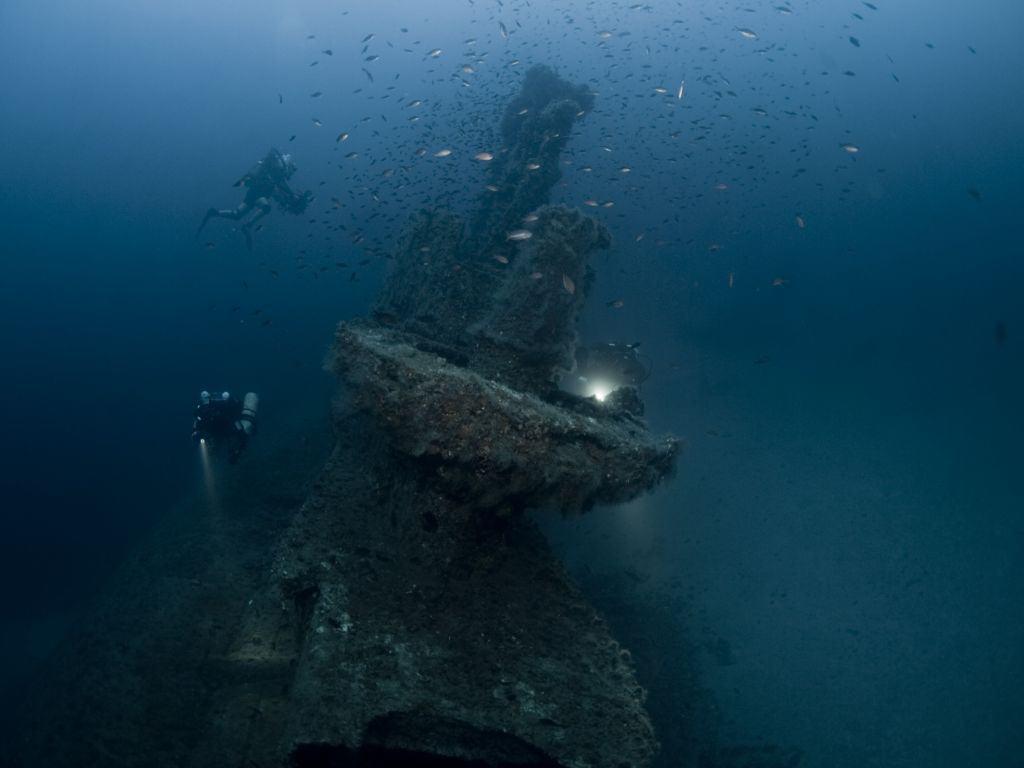 Dive Systems Malta 2