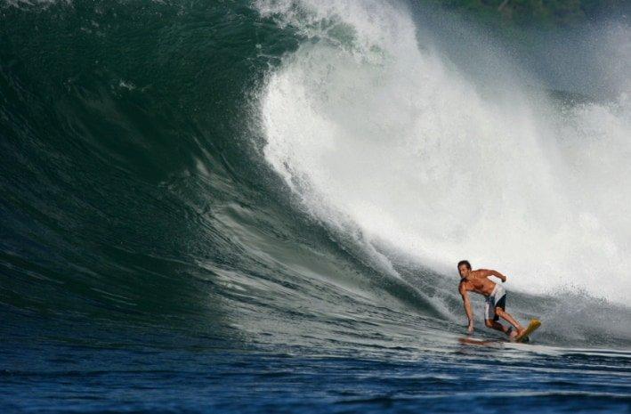 Santa Catalina Surfing, Panama