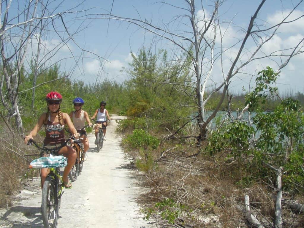 Bahamas bike rental tours