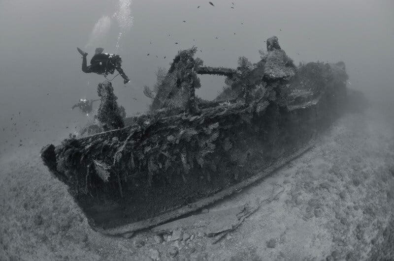 Portofino Divers2