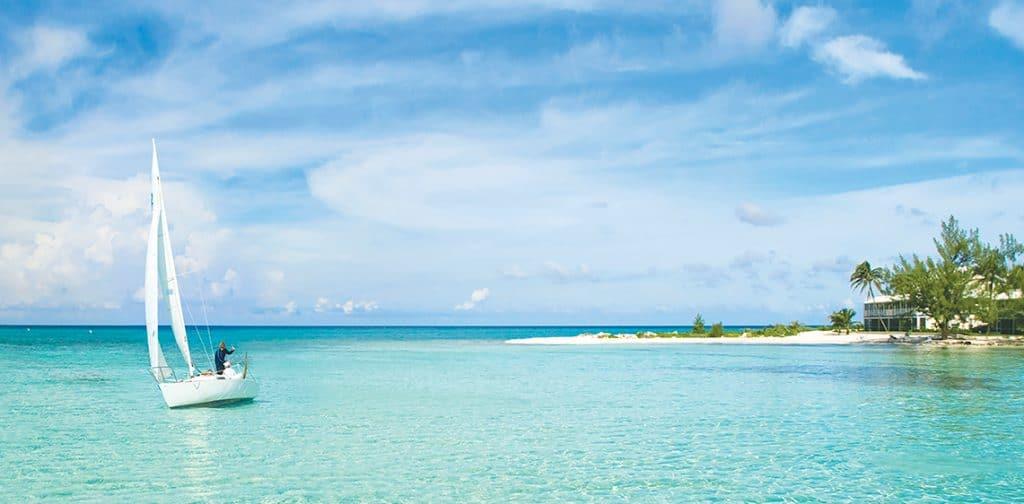 Rum Point Grand Cayman.